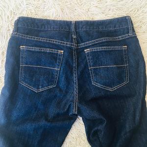 Eddie Bauer Flannel Lined Boyfriend Jeans 2
